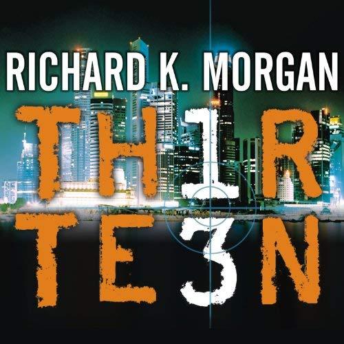 Thirteen audiobook cover