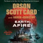 Earth Afire audiobook cover