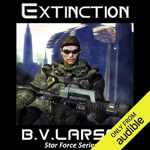 Extinction book cover