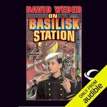 On Basilisk Station audiobook cover