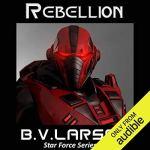 Rebellion audiobook cover