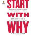 Start with Why audiobook cover