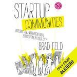 Startup Communities audiobook cover