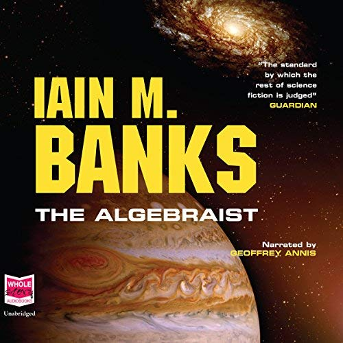 The Algebraist audiobook cover