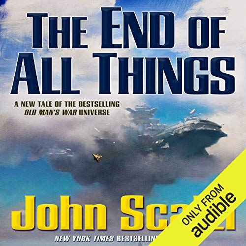 The End of All Things audiobook cover