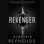 Revenger audiobook cover