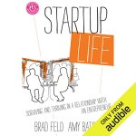 Startup Life audiobook cover