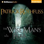 The Wise Man's Fear audiobook cover