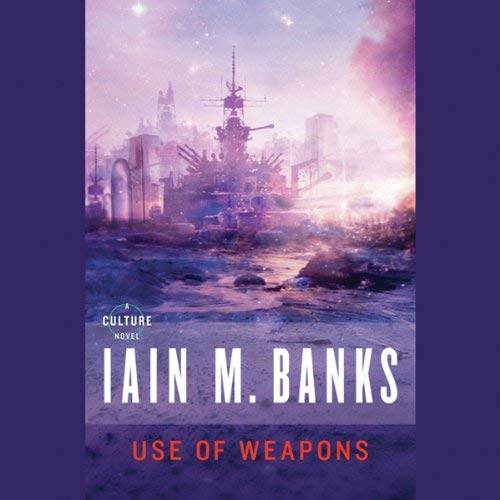 Use of Weapons audiobook cover