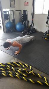most push ups in an hour