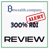 Bitwealth Company Review: 300% Fixed Interest Or Ponzi Scheme?