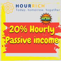 HourRich Review: Innovative Platform With Up To 20% Hourly ROI