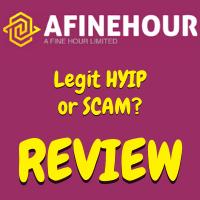 afinehour.biz Review: Up 300% ROI Or Huge Scam?