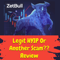 ZetBull Limited Review: 2.5% Daily ROI or Another Huge Scam?
