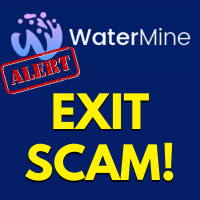 WaterMine Exit Scam Complete, Affiliates Asked To Stop Promotions
