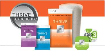 Level Thrive Product Benefits