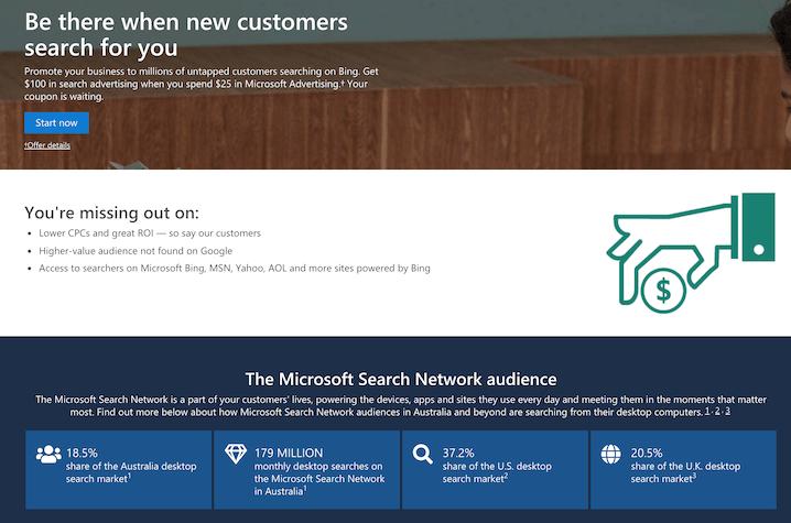 Microsoft Ads Platform