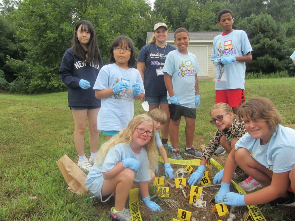 Richmond, VA Science Summer Camps
