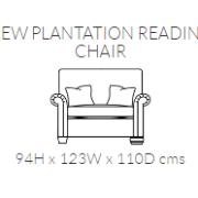 plamtation chair