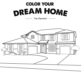 coloring sheets richmondamerican national futuristic hemingway masterpieces finished feature questions future them email complimentary celebrate template