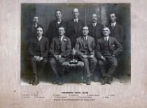 1924 Dominoe League Winners