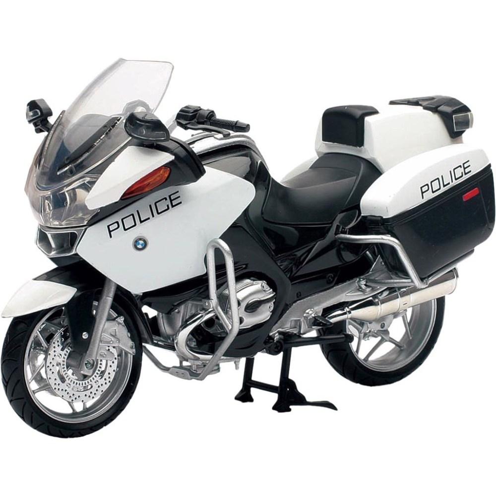 medium resolution of die cast replica bmw r1200 rt p us police bike