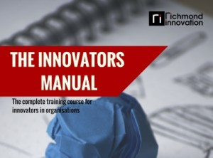 Richmond Innovation - Innovators Manual - feature image