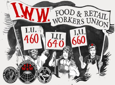 IWW Food & Retail Workers United