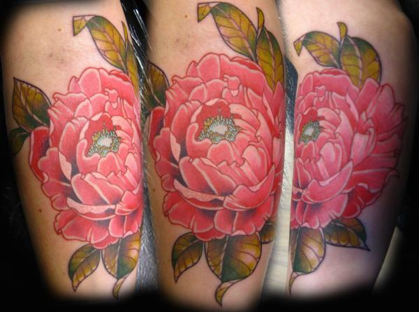 Traditional Japanese Flower Tattoo Designs