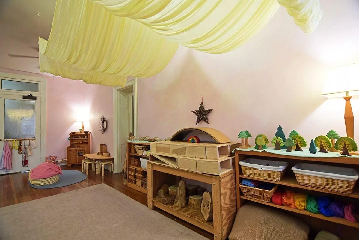 Kindergarten Ages 26  Richmond Waldorf School
