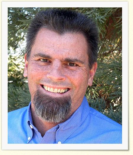 Rich Morey, Ph.D. head shot