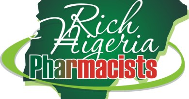 Rich Nigerian pharmacists
