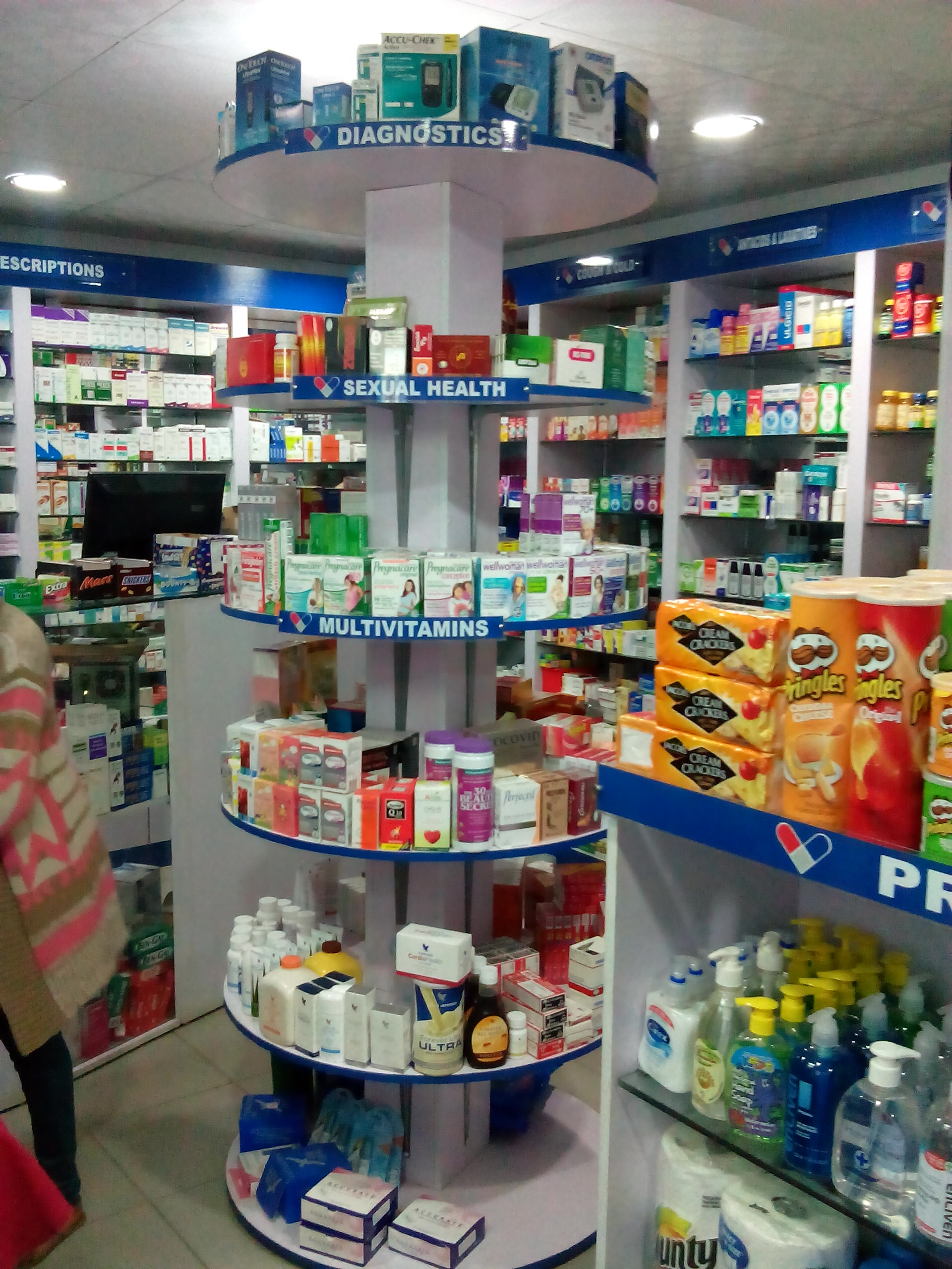 Secret Behind The Success Of A Retail Nigerian Pharmacist
