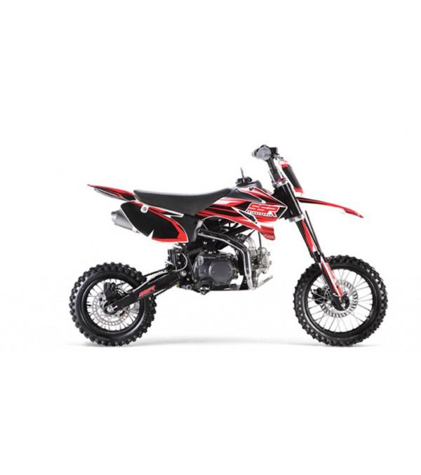 SSR Motorcycles – SR125TR