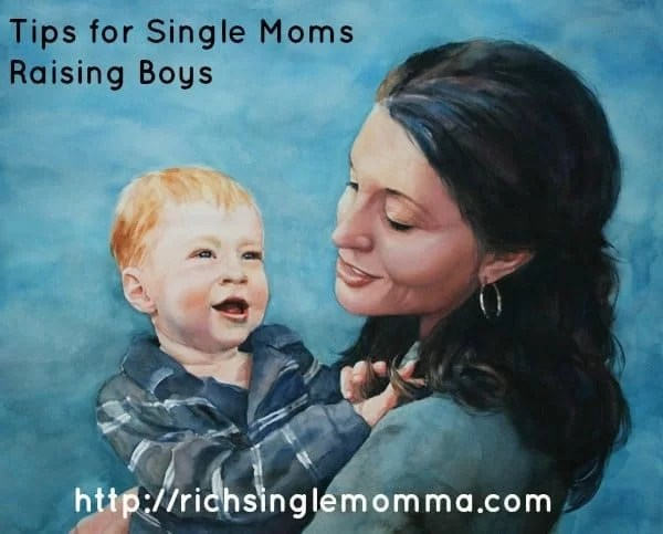 Tips on being a single mother