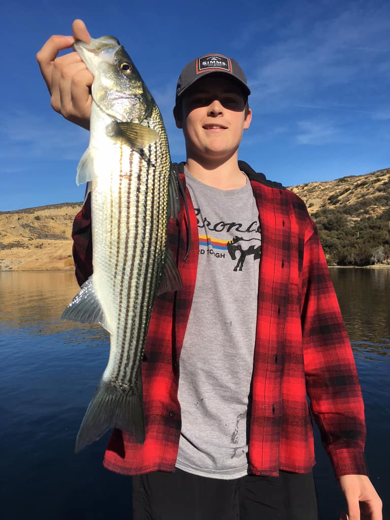 rich tauber fishing southern california fishing guide