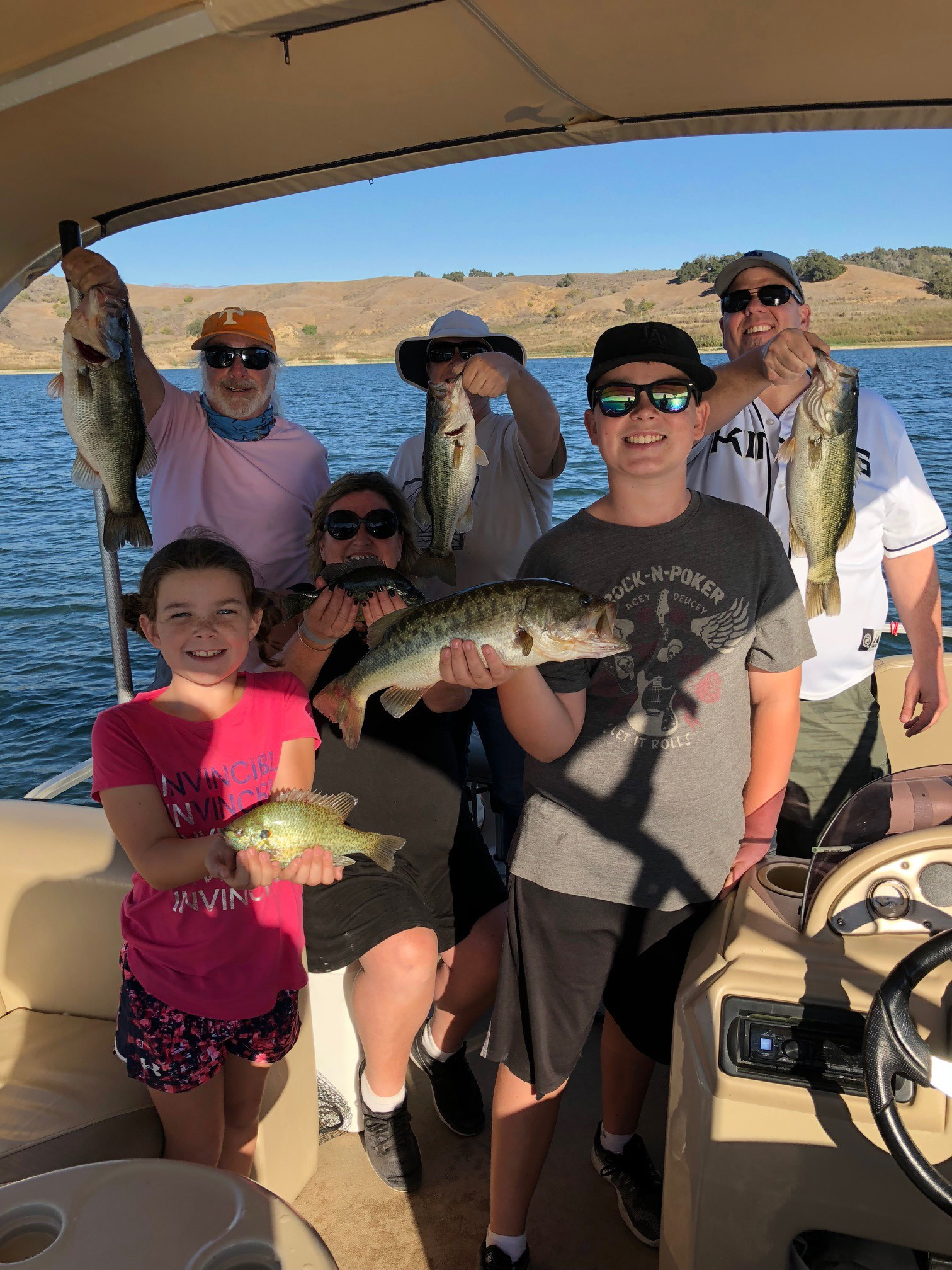 Lake Casitas Fishing Guide 10/21/2018