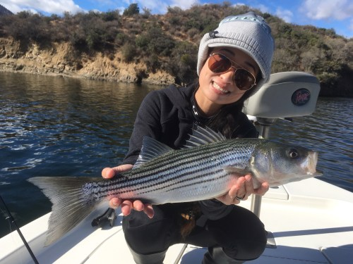 Pyramid Lake Fishing Guide 11/27//2018