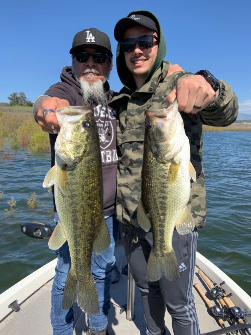 Lake Casitas Fishing Guide 03/17/2019