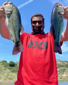 Southern California Bass Fishing Guide's Report 05/10/2020