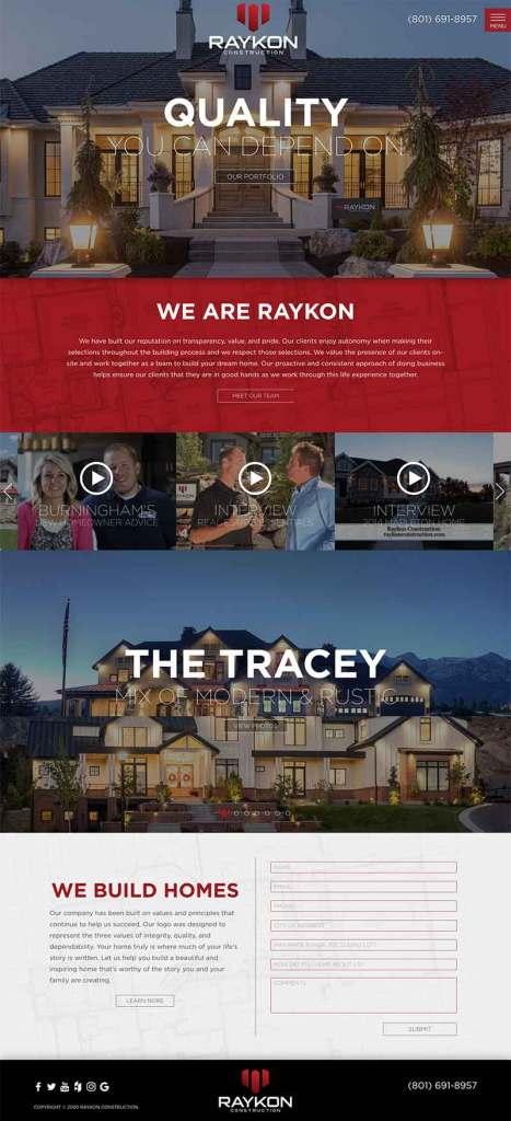 Top Construction Websites For 2021 Richter Design Services