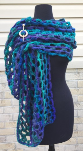 Summer Breeze Shawl