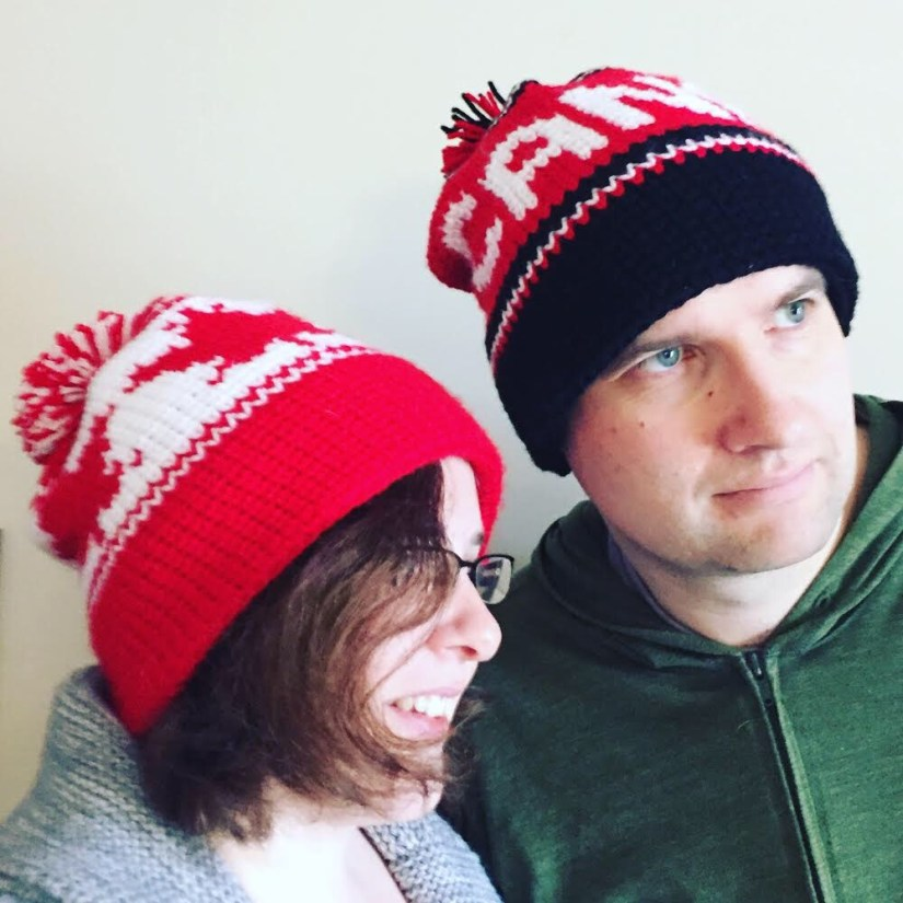 Canada Toque A Free Crochet Pattern Rich Textures Crochet