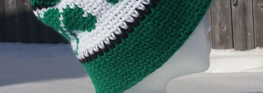 Shamrock toque hat a free crochet pattern free patterns rtc patterns dt1010fo