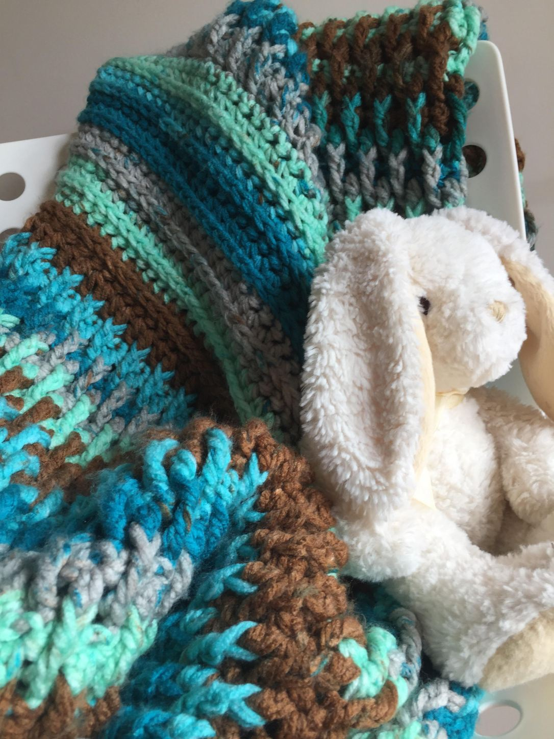 Ripple In Time Throw A Free Crochet Pattern Rich Textures Crochet