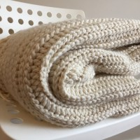 Midwinter Blanket - Free Crochet Pattern