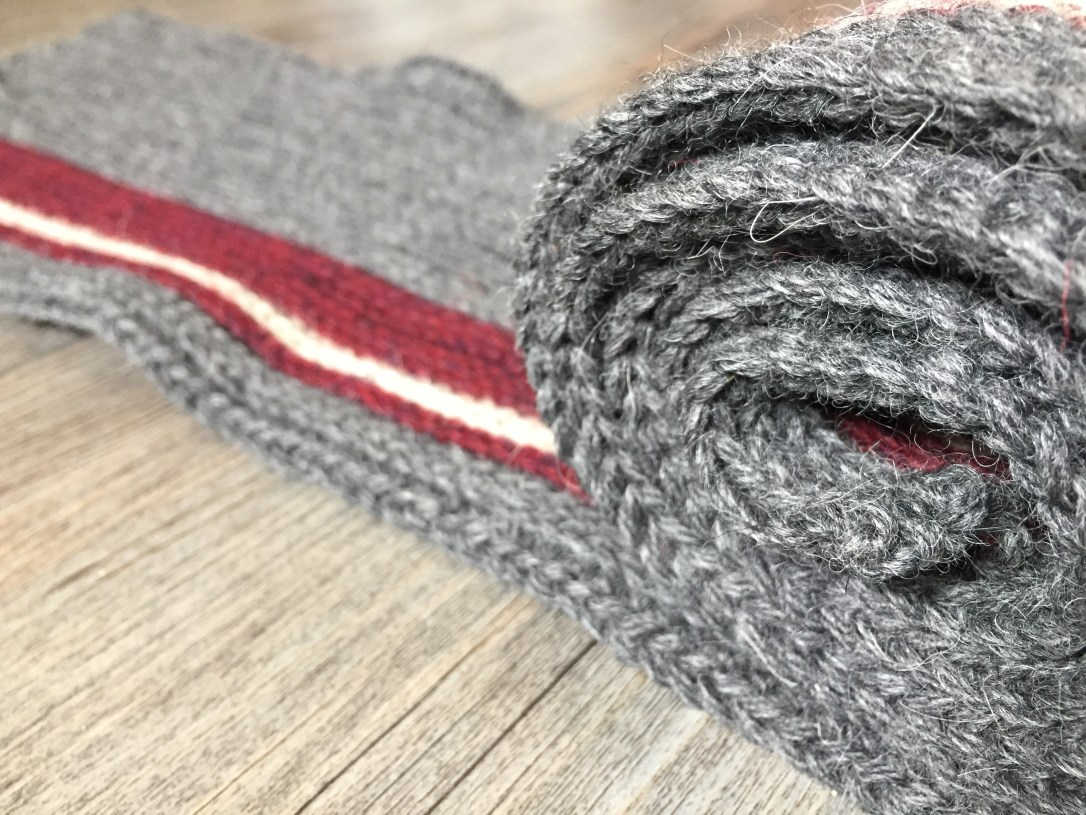Mens Crochet Scarf 4