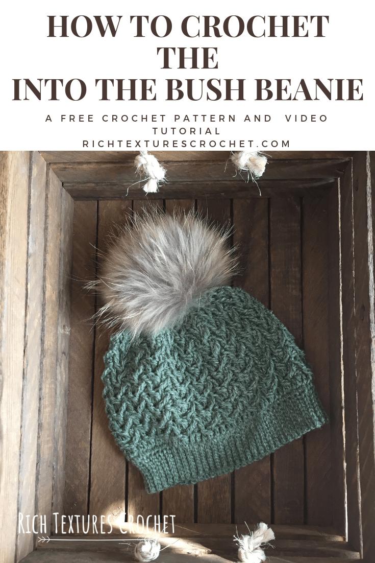 Crochet Beanie 2