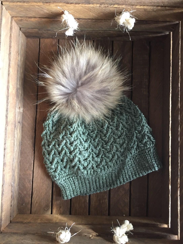 Crochet Beanie 1