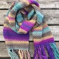 Rachel Scarf - Free Crochet Pattern